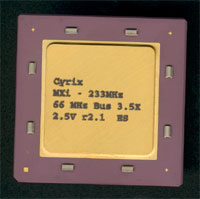 Cyrix MXi-233MHz ES