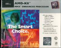 AMD K6 MMX Processor 300MHz
