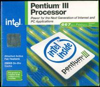 Intel Pentium iii Processor 667MHz